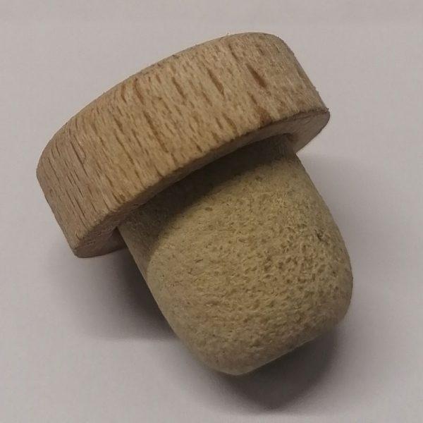 beechwood flange cork